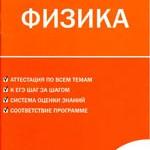 Зорин Н.И. Контрольно-измерительные материалы. Физика 7 класс  ОНЛАЙН